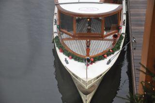 luxe dinnercruise tijdens rondvaart op de grachten van Amsterdam