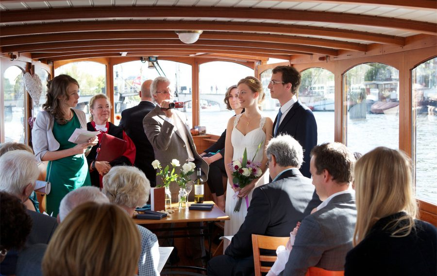 Wedding location Amsterdam