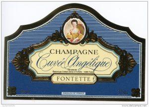 Champagne, Cuvee Angelique Christian Senez