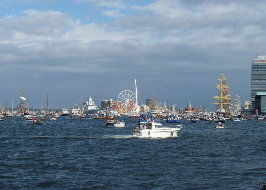 Sail Tallship Event Amsterdam