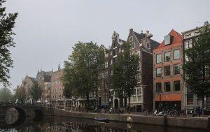 Amsterdam architectuur vaartocht, Oude-Zijds-Voorburgwal-Onze-Lieve-Heer-Op-Zolder