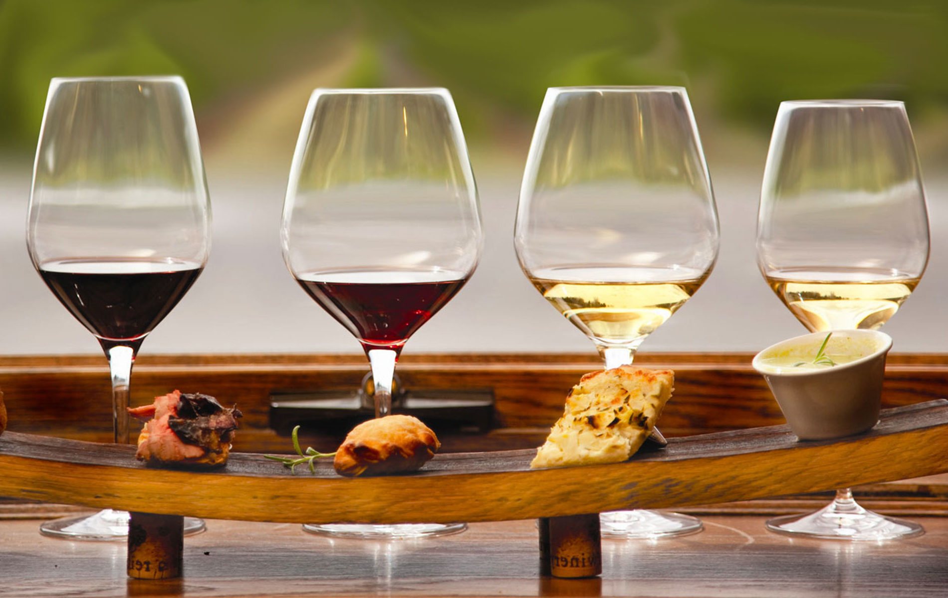 Wine and Food tasting