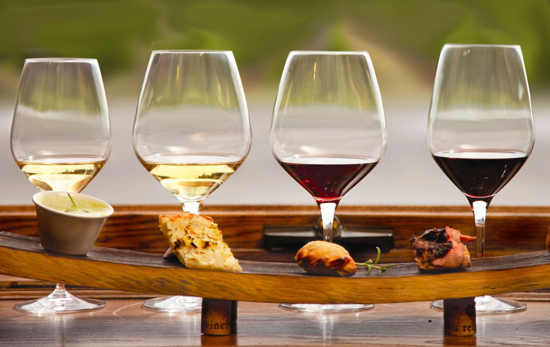 Wijn en spijs proeverij