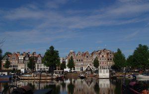 Amsterdam architectuur vaartocht, Zandhoek Amsterdam