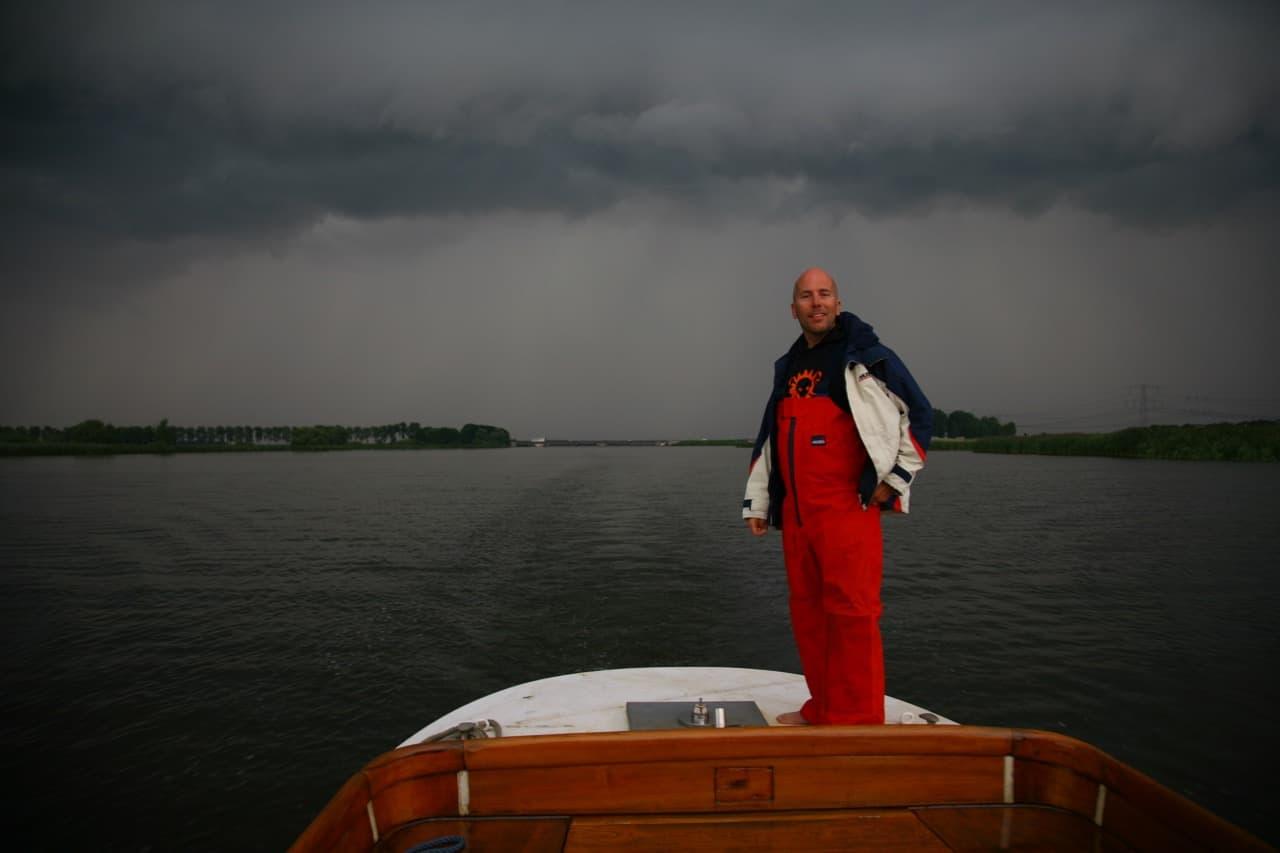 Captain Geert