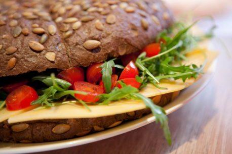 Sandwich gesund
