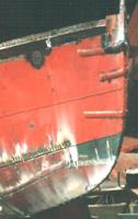 De karakteristieke neus van de oude rondvaarboot wordt hersteld.