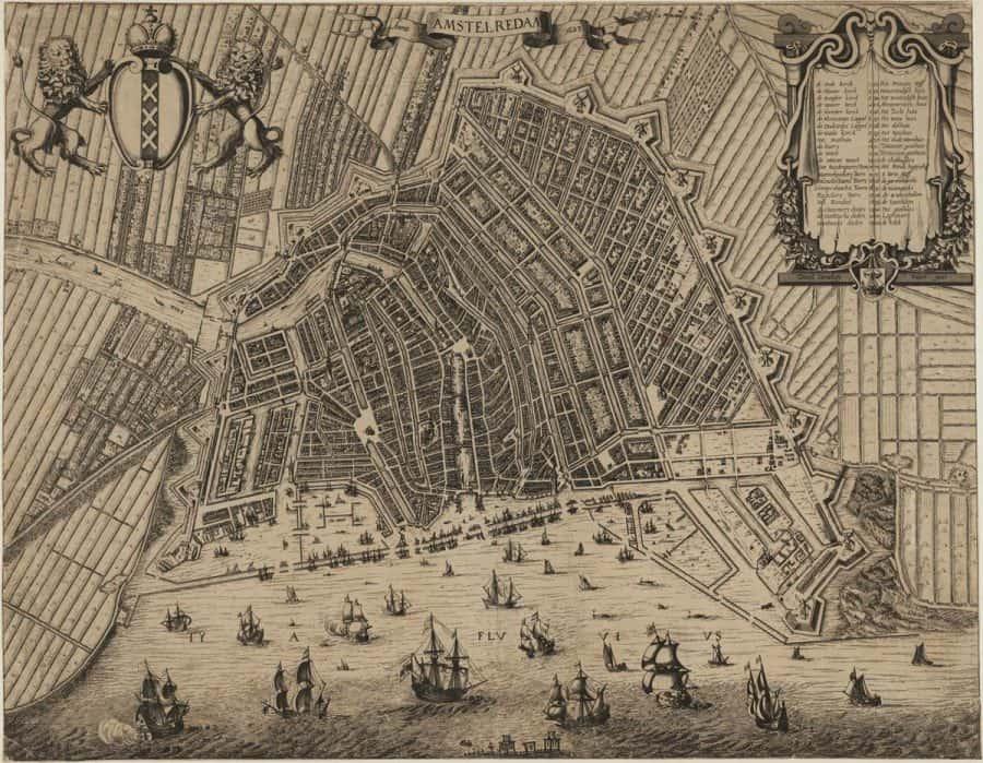 Vaargebied Amsterdam
