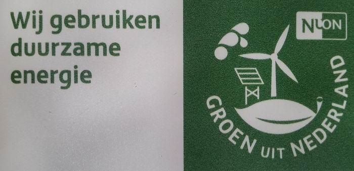 Nuon logo Groene Energie
