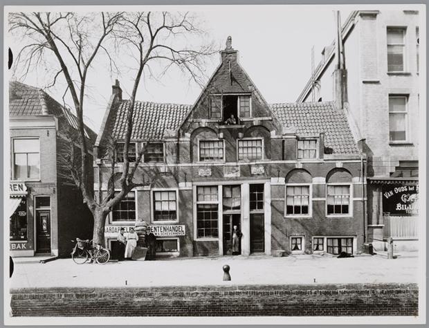 Aalsmeerder veerhuis 1632