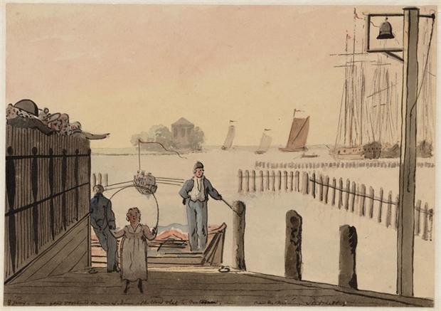 Buiksleterveer naar Noord 1805